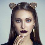 MILTON-FIRENZE Fashion Jewelry Fringe Headband Tiara